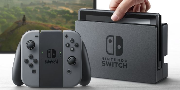 Nintendo Shares First Details About New Console, the Nintendo Switch