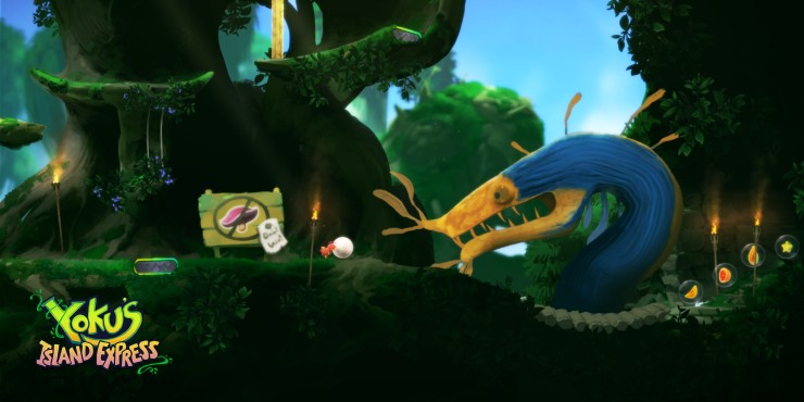 Yoku's Island Express Will Bring Adventure and Pinball to Consoles and PC