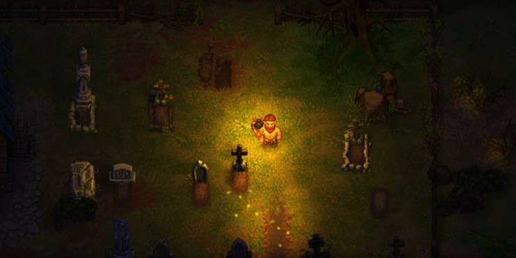 TinyBuild Games Announces Graveyard Keeper