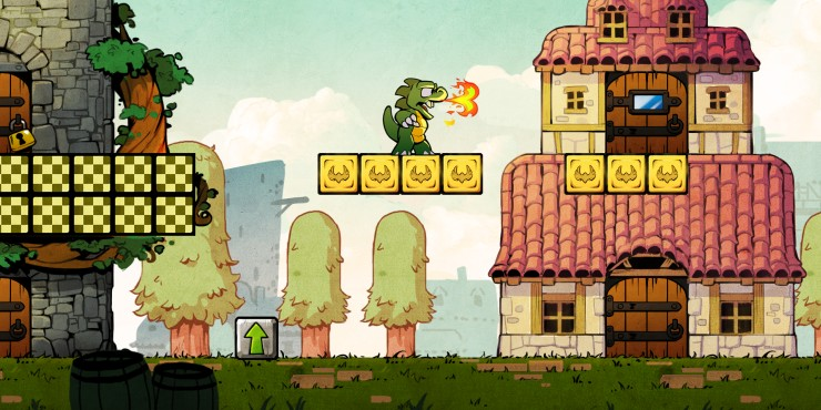 Wonder Boy: The Dragon's Trap Is Scheduled to Hit Leading Consoles on April 18