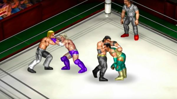 Impressions thus far of Fire Pro Wrestling World Early Access