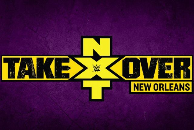 Reviewish thing: Wrestlemania Weekend part 1: NXT Takeover: New Orleans
