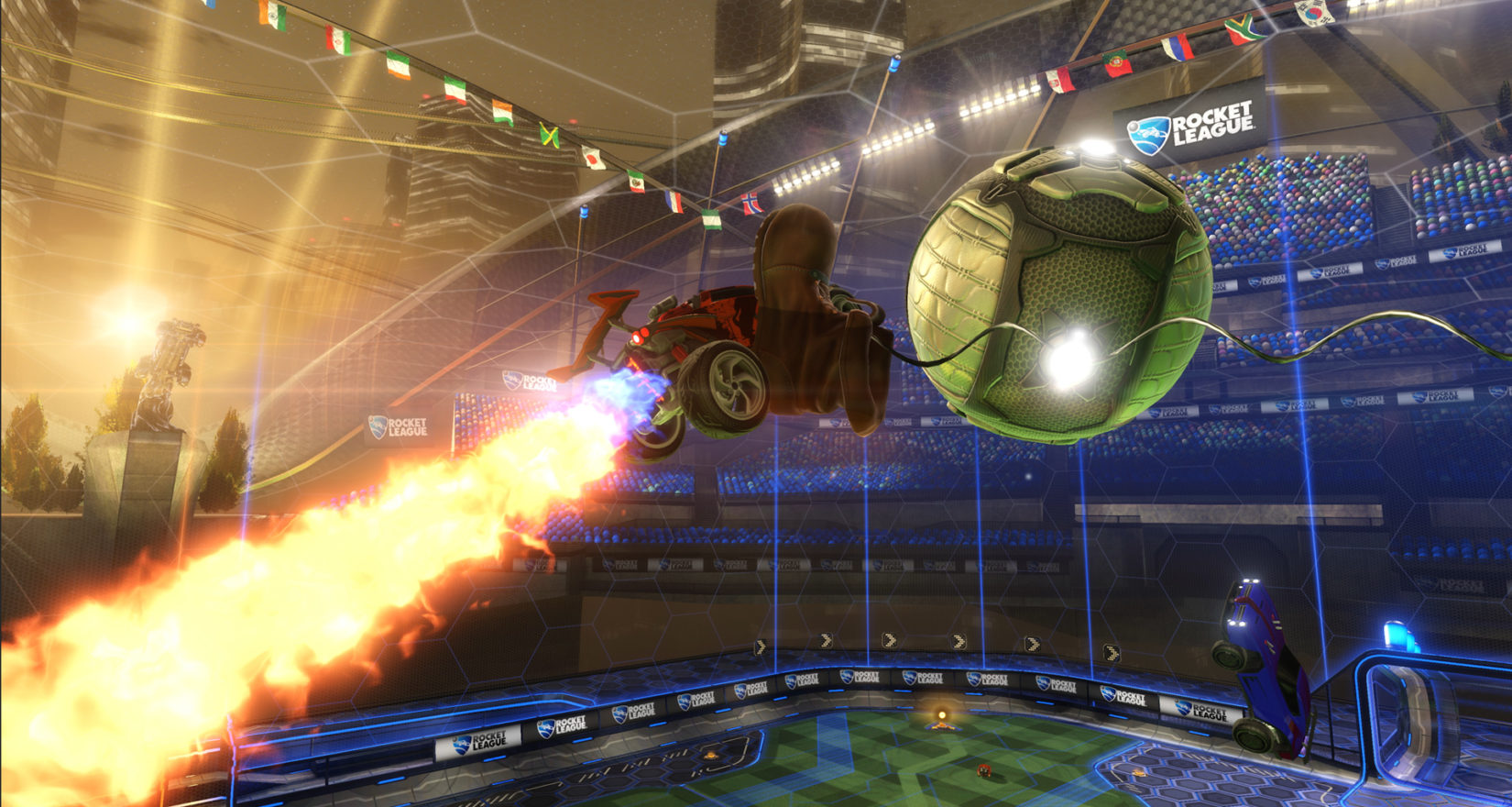 Rocket League's Rumble Mode is Pure, Enjoyable Chaos
