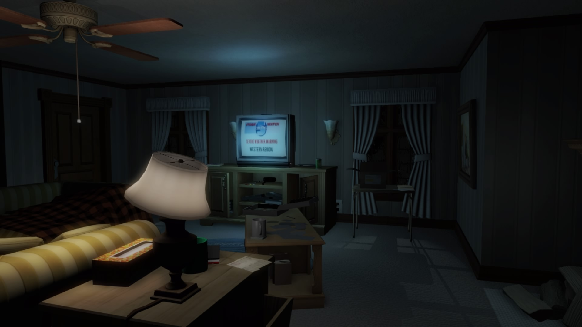 Just Played Gone Home For The First Time