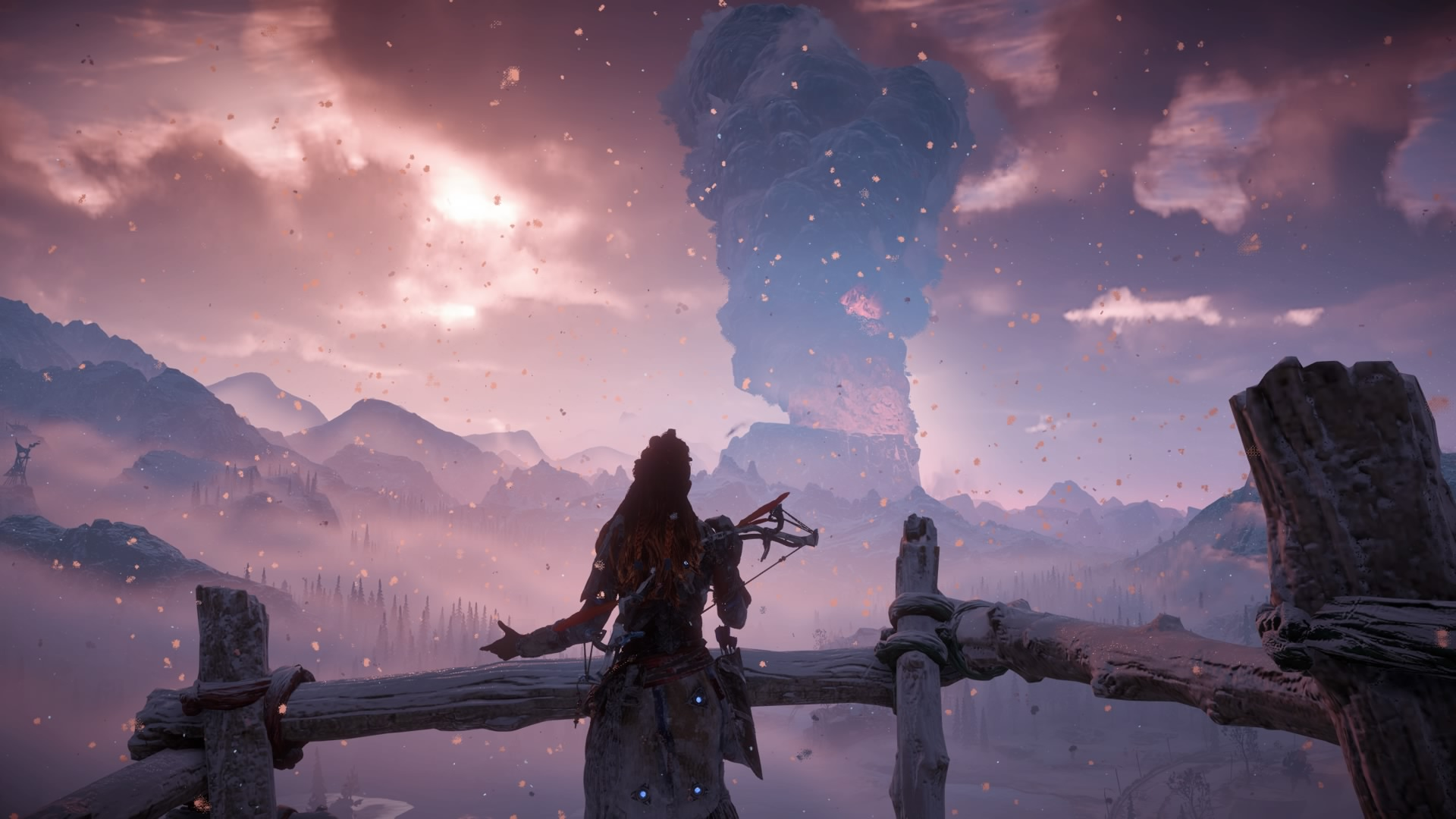 The Frozen Wilds is a Great Addition to Horizon: Zero Dawn