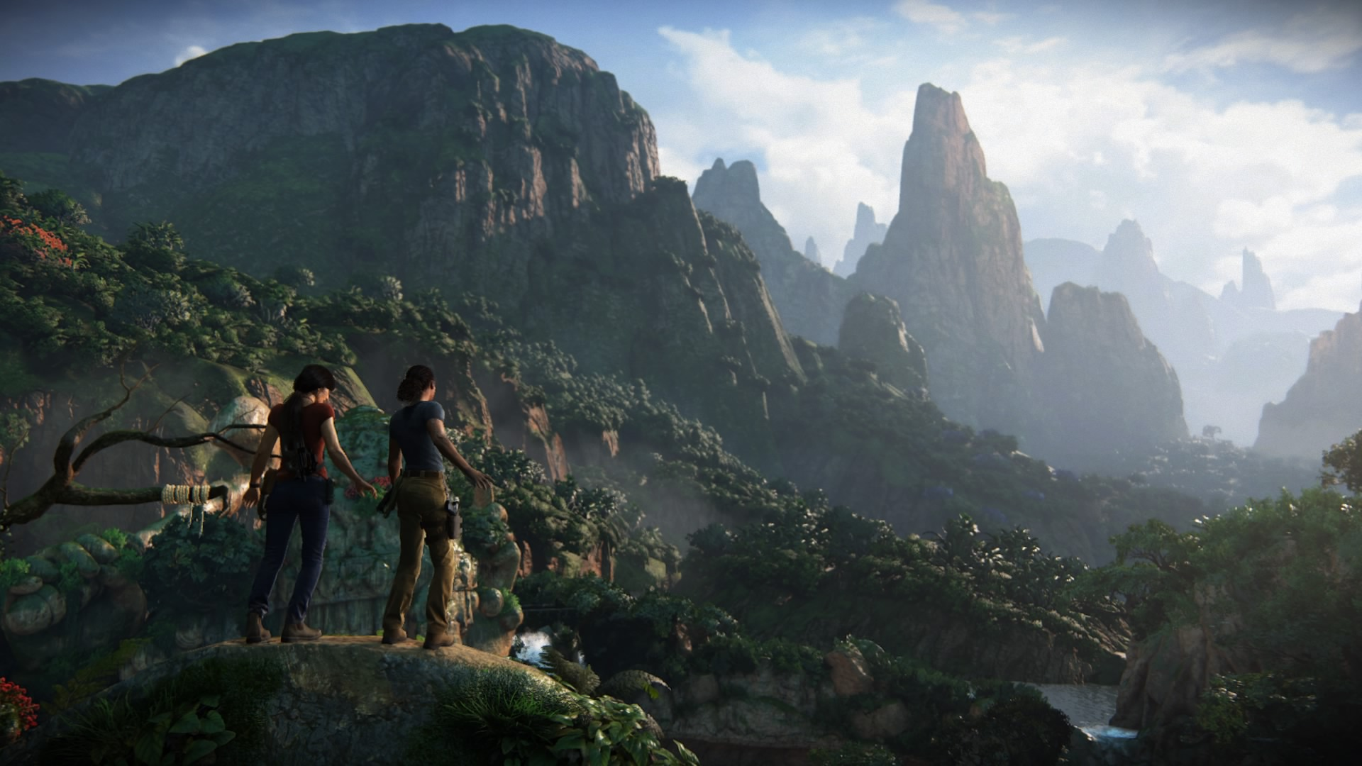 Uncharted: The Lost Legacy is a Mixed End for a Beloved Franchise