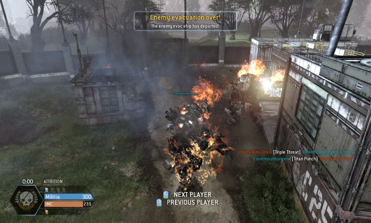 Update - Titanfall