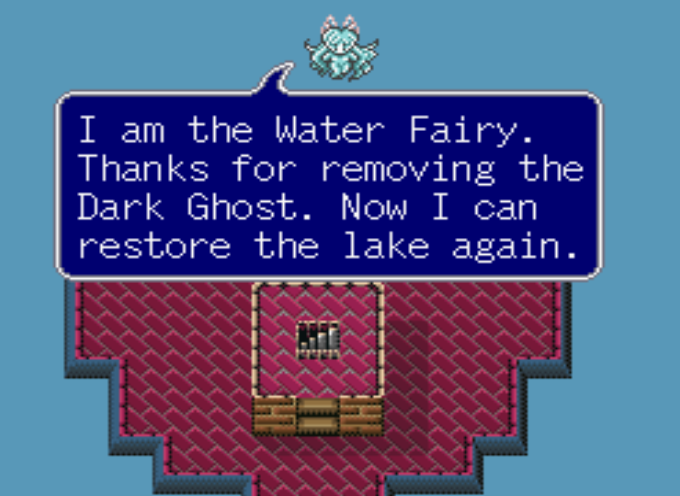 Trying out Lufia and the Fortress of Doom