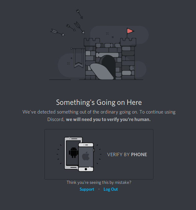 Forget you Discord