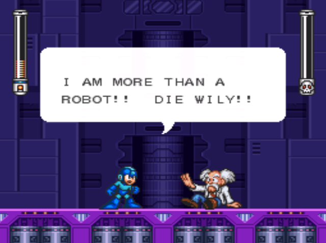 Mega Man 7 screenshot - Wily's Castle 4