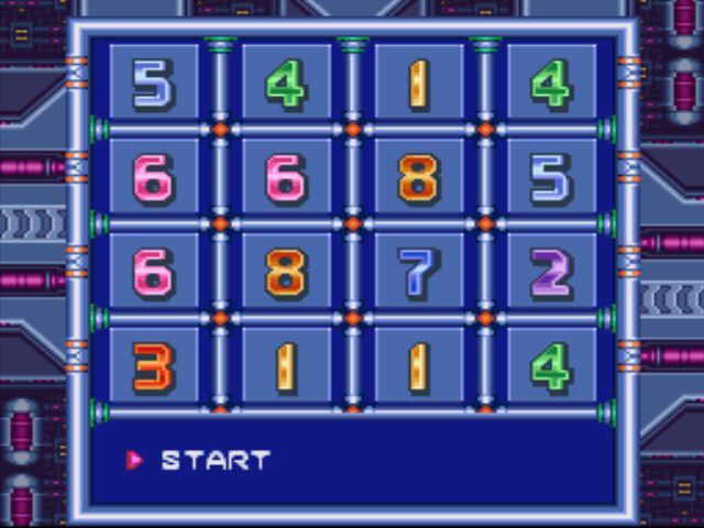 Mega Man X3 screenshot - Basics