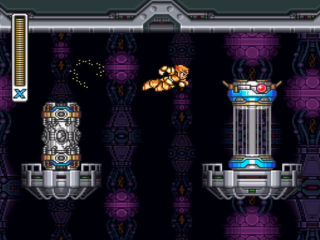 Mega Man X3 screenshot - Doppler Stage 3