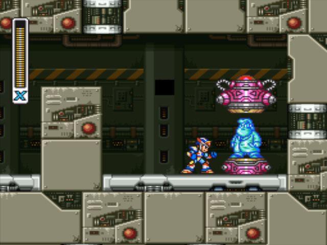 Mega Man X3 screenshot - Blast Hornet