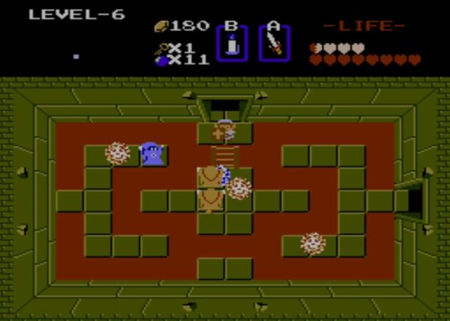 The Legend of Zelda guide @ HonestGamers Guides