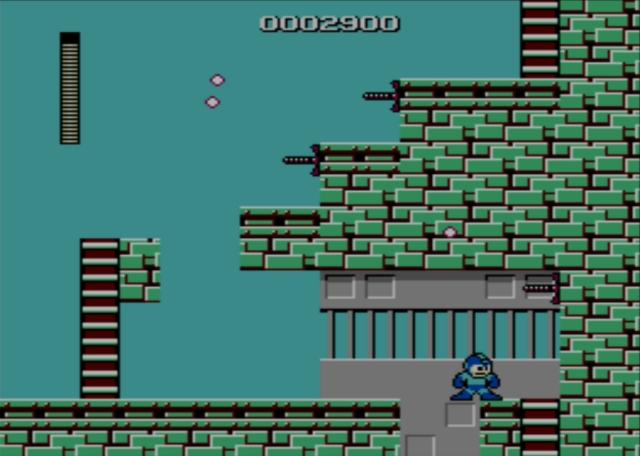 Mega Man screenshot - Cut Man