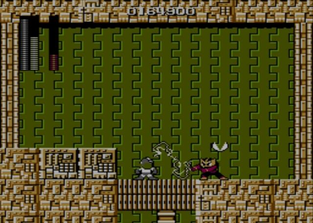 Mega Man screenshot - Electric Man