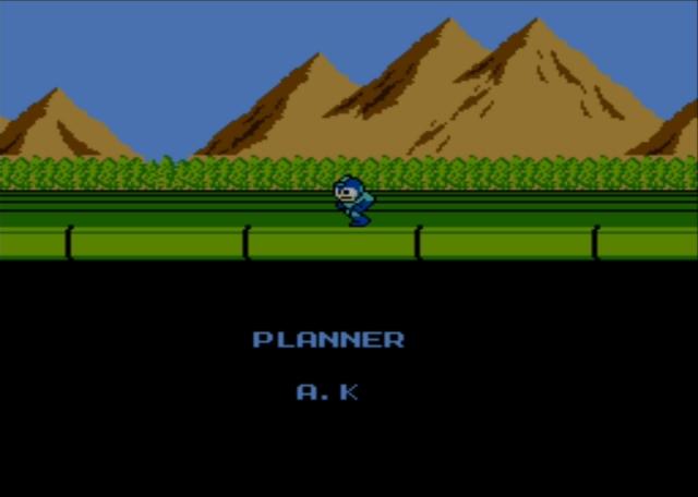Mega Man screenshot - Conclusion