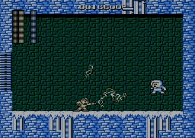 Mega Man screenshot - Ice Man