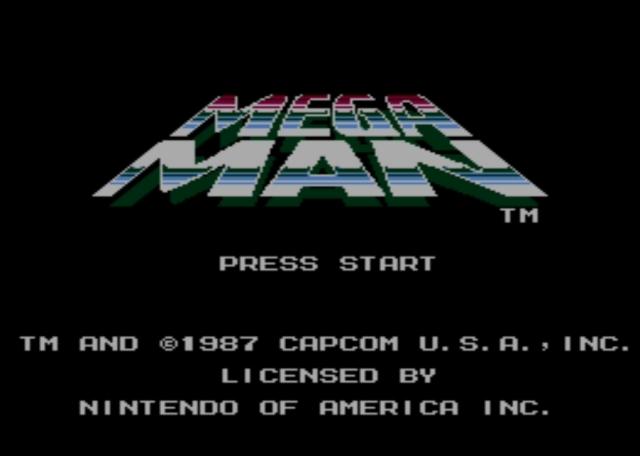 Mega Man screenshot - Basics
