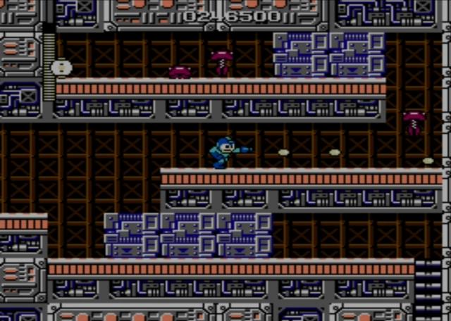 Mega Man screenshot - Stage One
