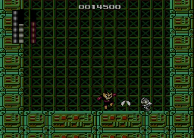 Mega Man screenshot - Stage Two