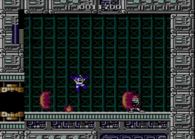 Mega Man screenshot - Stage Four