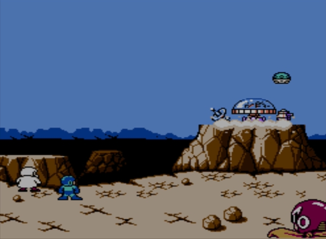 Mega Man 5 screenshot - Conclusion