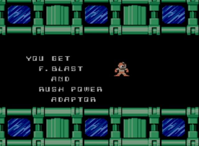 Mega Man 6 screenshot - Basics