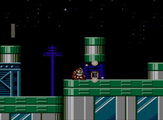 Mega Man 6 screenshot - Stage One