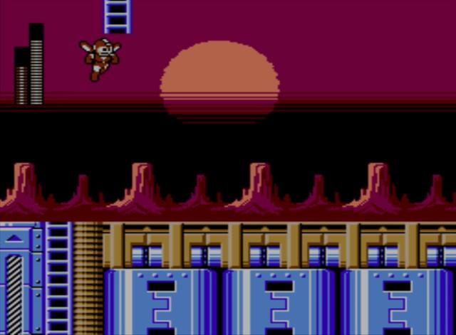 Mega Man 6 screenshot - Tomahawk Man