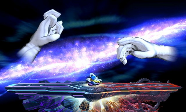 Super Smash Bros. for Nintendo 3DS screenshot - Classic