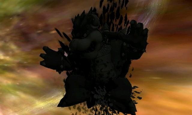 Super Smash Bros. for Nintendo 3DS screenshot - Classic