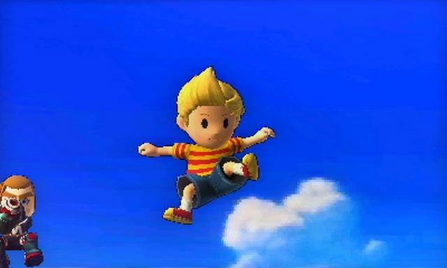 Super Smash Bros. for Nintendo 3DS screenshot - DLC Characters