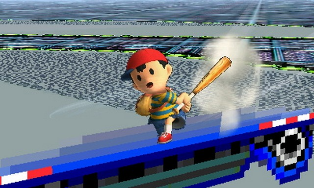 Super Smash Bros. for Nintendo 3DS screenshot - Characters (Page 2)