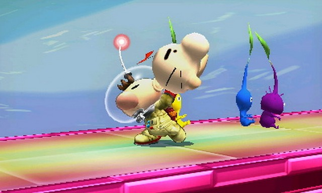 Super Smash Bros. for Nintendo 3DS screenshot - Items
