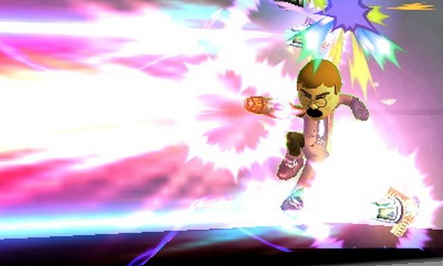 Super Smash Bros. for Nintendo 3DS screenshot - Miis