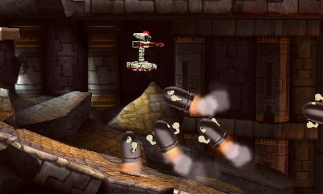 Super Smash Bros. for Nintendo 3DS screenshot - Enemies