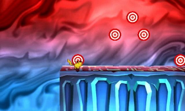 Super Smash Bros. for Nintendo 3DS screenshot - Events