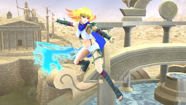 Super Smash Bros. for Wii U screenshot - Assist Trophies
