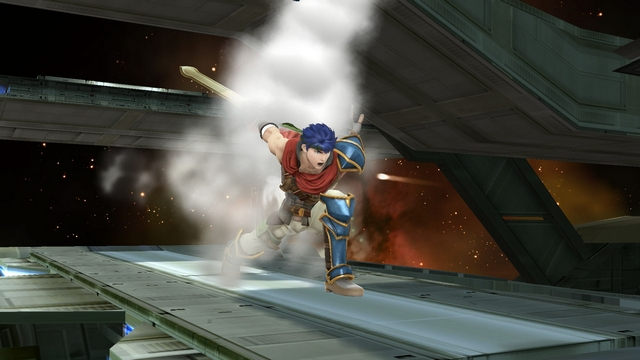 Super Smash Bros. for Wii U screenshot - Characters (Page 1)