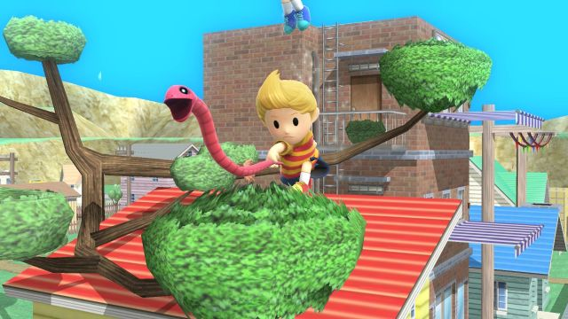 Super Smash Bros. for Wii U screenshot - DLC Characters