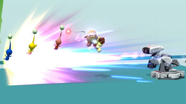 Super Smash Bros. for Wii U screenshot - Characters (Page 2)