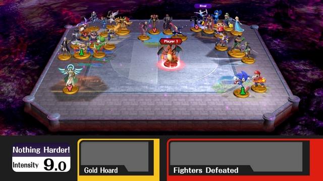 Super Smash Bros. for Wii U screenshot - Classic