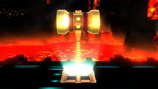 Super Smash Bros. for Wii U screenshot - Items