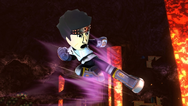 Super Smash Bros. for Wii U screenshot - Miis