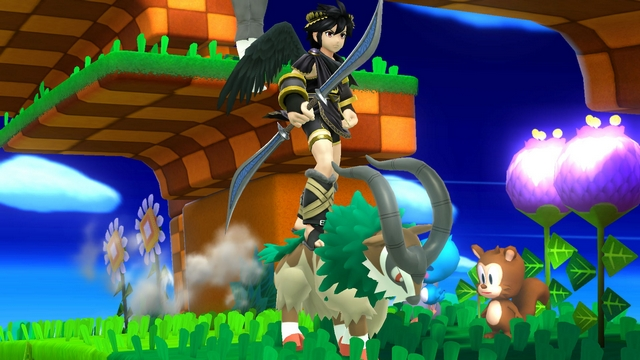 Super Smash Bros. for Wii U screenshot - Pokemon