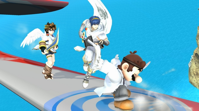 Super Smash Bros. for Wii U screenshot - Smash