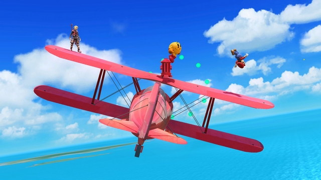 Super Smash Bros. for Wii U screenshot - Default Stages