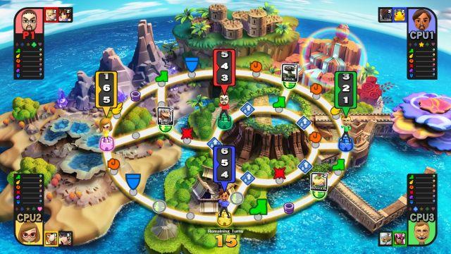 Super Smash Bros. for Wii U screenshot - Smash Tour