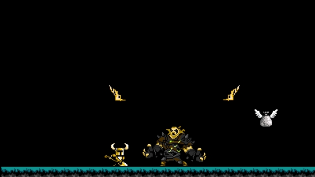 Shovel Knight screenshot - Wandering Travelers